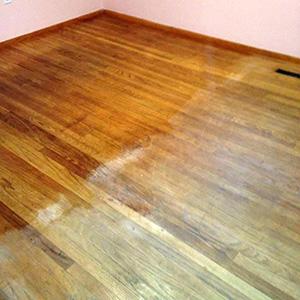 Restoring Hardwood Floor Lusther